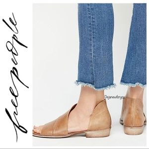 Free People Shoes - Free People Brown Mont Blanc Sandal